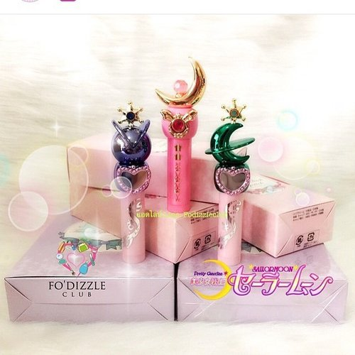 craving for this stuff 😶😶😶 #clozetteid #sailormoonmakeup poc source : google