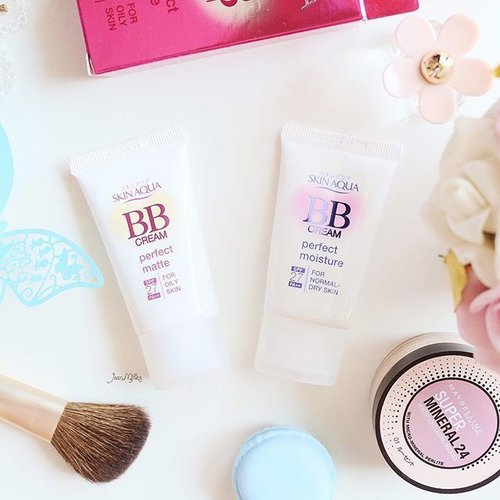 Looking for a light Bb cream to even out your skin tone but doesn't make your face looks oily? I just found my #Drugstore favorites. Check out more about it at bit.ly/skinaqua *link is on bio*. @skinaquaid#skinaqua #bbcream #makeupjepang #japaneseproduct #clozetteid #makeup #everydaymakeup #beautypicks #makeupfavorites #jeanmilkafavorites