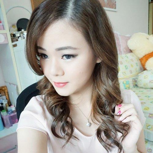 Getting ready for @maybellineina Girl Search 2014, Gramd Final Night... wish the best for the all contestants ^^ #clozetteid #makeup #indonesianbeautyblogger #beauty #beautyblogger #motd #fotd #selfie #ulzzang #girl #girls #asian #kawaii #uljjang #koreanmakeup #puppyeyes #getready #maybelline #meybellinegirlsearch #gettingready #maybelline #maybellineina #maybellinenewyork