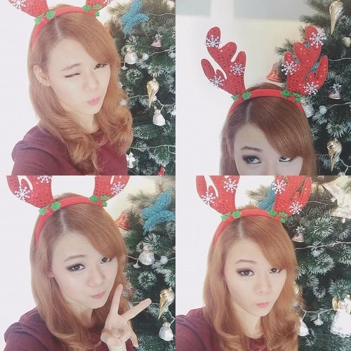 🎄🎄 May this holiday season sparkle and shine, may all of your wishes and dreams come true, and may you feel this happiness all year. I wish you a very merry Christmas 🎄🎄 👻 : jeanmilka  #merrychristmas #Christmas #Christmas2015 #xmas #holiday #holidayseason #JeanMilkaMOTD #motd #girl #selfie #selca #todayface #fotd #natal #natal2015 #clozetteid