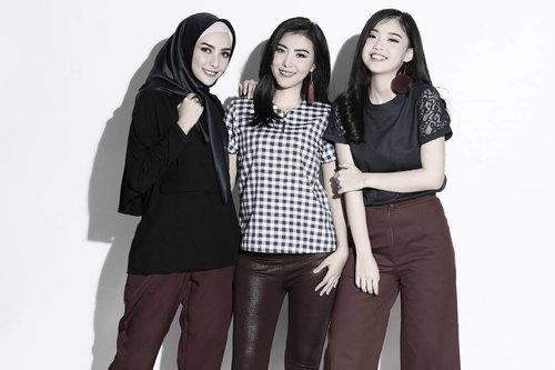 For @salestock.id  Cheers! . . . . . . . . . . . . . #girls #instagirls #clozetteid #instagran #instadaily #BeautyRedemption #salestockindonesia
