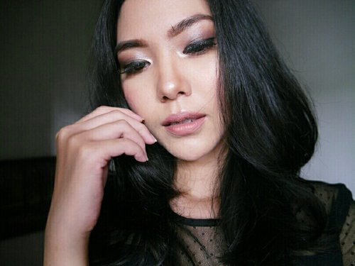 goes natural glam for your fri-yay!   #makeup #clozetteid #beautyredemption #selfmakeup #selfie #starclozetter