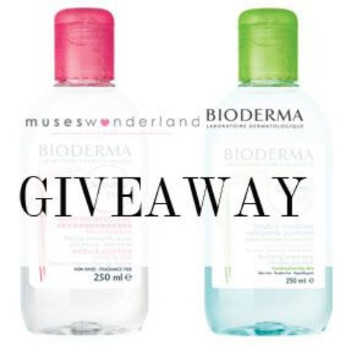 Another giveaway from me! I will be having giveaway often now hihi but this is the first one :* I am partnering up with @bioderma_id to share this love of one of my holy grail product! Yeap use this on me and clients *clients for makeup/hairdo service only received the best product from me* Click on my bio on how to win this!#bioxmusega #ClozetteID #clozettedaily