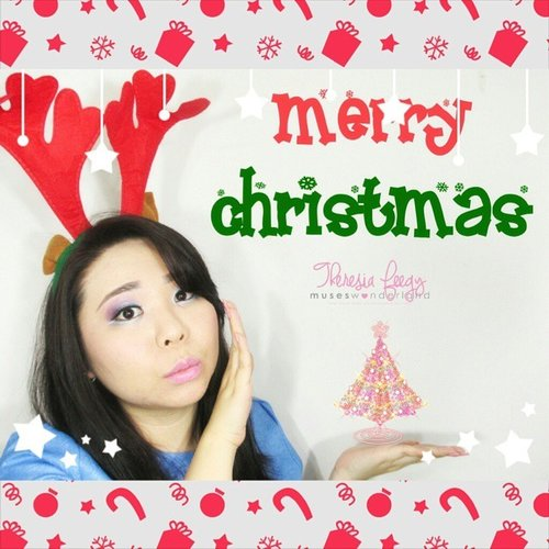 Another year another moments paased by. In a blink of an eye we will be welcoming another new year, of course, another new chapter in life.  But not too soon! Lets celebrate Christmas with our loved ones, eat those delicious meals and just be merry!  Merry Christmas everbody :* have a jolly ones!  #clozetteid #clozettesg #clozettedaily