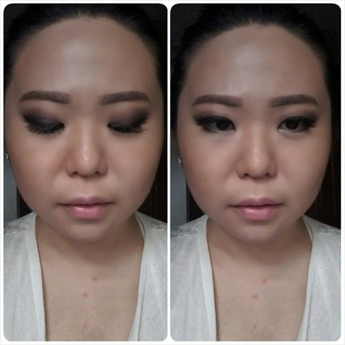 Today's motd *please ignore the hair* #clozettedaily #clozetteid #fimelova #femaledaily #mommiesdaily #fashionesedaily #beautyblogger #beautybloggerindonesia #bloggerjakarta #bloggerindonesia #blogging #beauty #eotd #motd #fotd #naked2