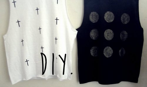 DIY ♥ Pimp Your Old T-Shirts - YouTube