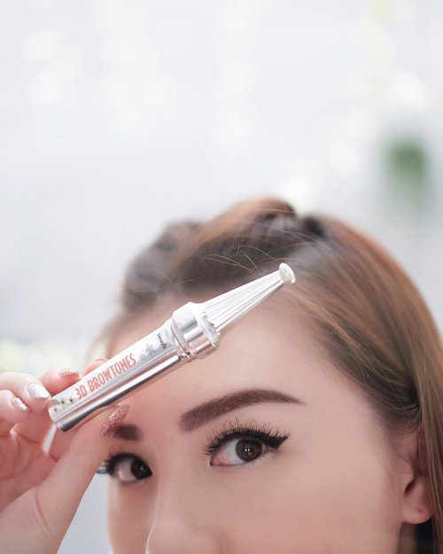 "<div class=""photoCaption"">Make my brows comes ALIVE ❤️ with 3D browtones from @benefitindonesia .Tinggal swipe2 sisir alisnya pake sikat nya tadaaa warna nya langsung pop out dan bikin alis berdimensi 👌🏻.. <a class=""pink-url"" target=""_blank"" href=""http://m.clozette.co.id/search/query?term=benefitbrowbar&siteseach=Submit"">#benefitbrowbar</a>  <a class=""pink-url"" target=""_blank"" href=""http://m.clozette.co.id/search/query?term=benefitindonesia&siteseach=Submit"">#benefitindonesia</a>  <a class=""pink-url"" target=""_blank"" href=""http://m.clozette.co.id/search/query?term=benefitcosmetics&siteseach=Submit"">#benefitcosmetics</a>  <a class=""pink-url"" target=""_blank"" href=""http://m.clozette.co.id/search/query?term=benefit3dbrowtones&siteseach=Submit"">#benefit3dbrowtones</a>  <a class=""pink-url"" target=""_blank"" href=""http://m.clozette.co.id/search/query?term=benefitcosmetic&siteseach=Submit"">#benefitcosmetic</a>  <a class=""pink-url"" target=""_blank"" href=""http://m.clozette.co.id/search/query?term=clozetteid&siteseach=Submit"">#clozetteid</a>  <a class=""pink-url"" target=""_blank"" href=""http://m.clozette.co.id/search/query?term=indoblogger&siteseach=Submit"">#indoblogger</a>  <a class=""pink-url"" target=""_blank"" href=""http://m.clozette.co.id/search/query?term=beautybloggerindonesia&siteseach=Submit"">#beautybloggerindonesia</a></div>"
