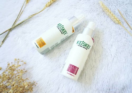 My husband and i's current hair and scalp BFF to fight off premature hair loss 😀, @keiskeiindonesia @keiskeiofficial . Read the full review here :  http://bit.ly/keiskei  #Penumbuhrambut #Keiskei #Haircare #Perawatanrambut #Beauty #Kecantikan #Kesehatan #SBBxKeiskeiIndonesia #sbbreview #sbybeautyblogger  #clozetteid  #bloggerceria  #beautynesiamember #review  #bbloggerid #influencer #beautyinfluencer #haircare #antihairloss #haircare #indonesianbeautyblogger #surabayablogger  #surabayabeautyblogger #sponsored #endorsement #endorsementid #endorsersby #endorsementindonesia