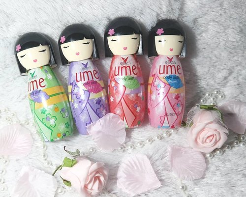 I've been quite obsessed with @ShinzuiUme_id