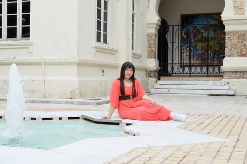 Harem vibe is strong 😁😁😁. #dataranmerdeka #merdekasquare  #pinkinmalaysia #pinkinkualalumpur #pinkinkl  #clozetteid #sbybeautyblogger #beautynesiamember #bloggerceria #influencer #beautyinfluencer #jalanjalan #wanderlust #blogger #bbloggerid #beautyblogger #indonesianblogger #surabayablogger #travelblogger  #indonesianbeautyblogger #travelblogger #girl  #surabayainfluencer #travel #trip #pinkjalanjalan #ootd #ootdid #ootdmalaysia #malaysia