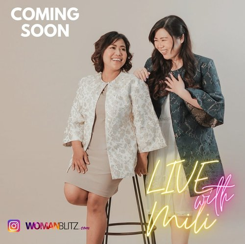 New segment with @liliesrolina.id @womanblitz coming super soon! Nanti kita akan nyoba-nyoba makeup dan produk-produk lain yang membuat kita makin cantik (no matter the skin color OR how much you weigh 😉), ngobrol-ngobrol seputar wanita dan kecantikan dan tentunya akan sering-sering bagi-bagi hadiah donk. Seru kan?Untuk tau lebih lanjut, join us tomorrow at 12 di live Instagram ya! See you soon!Makeup : @makeupbyikadamajanti .Hairdo : @sefi_hairnbeauty .Wardrobe : @esye_official , @myfashionistas .📍 : @thirtyninestudio. 📷 : @dhimaspramudyo#womanblitz #womanblitzer #sbybeautyblogger #beautefemmecommunity #clozetteid #beautynesiamember #startwithsbn #socobeautynetwork #event #eventsurabaya #talkshow