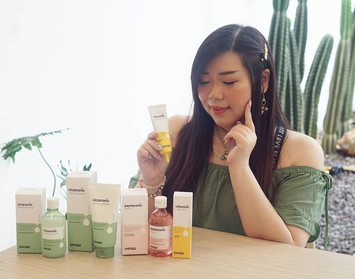 Read all about @snpofficial.id Skin Prep Line and their latest launch at Pink and Undecided :  https://bit.ly/SNPMindy .  #snp #snpindonesia #snpprep #BeauteFemmeCommunity  #reviewwithmindy #clozetteid  #sbybeautyblogger #skincare #skincarereview #kbeauty #koreanskincare