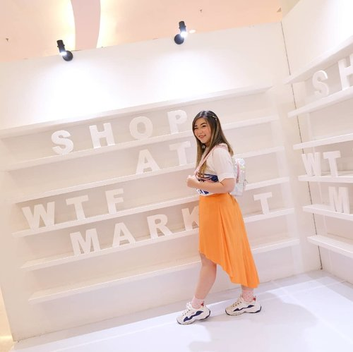 Super pretty photo spot at @wtfmarketid @ciputraworldsby , don't forget to drop by soon!#wtfmarket #wtfmarketid #event #eventsurabaya#surabaya #surabayaevent#girl #clozetteid  #sbybeautyblogger  #bloggerindonesia #bloggerceria #bloggerperempuan #indobeautysquad  #influencer #beautyinfluencer #surabayainfluencer #surabayablogger #influencersurabaya  #indonesianbeautyblogger  #bloggerid #bblogger #bbloggerid #SurabayaBeautyBlogger #bazaar #lifestyle #infoevent #infosurabaya #ciputraworld