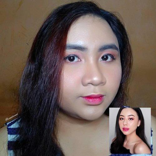"This is my ""Recreate @ludovicajessica Makeup Look "" Makeup Collaboration with @beautycollab.id 💙  Collage 1 @tirizosmond @milamhican @flowrindesu @reginearly @kezzooo @vivioctalia @vinalvinul @lushinta_  Collage 2 @noviawids @jeanettegy @ichanolita @melanie.anastasia @olipanggi @foxxez_ @lalabrillianto  Collage 3 @retnojuliani @tirzatiffani @anaandarizq @fannykkim @fitriarsl @roxyfoxypinky @sil_silvianaa @lidyaflorensia . #BCIDMakeupCollabJuni #BCIDRecreateMakeup #TeamLudovicaJessica #BeautyCollabID #clozetteid #makeuplooks #pink #makeup #makeupoftheday #makeupbyme #makeupnatural #makeupideas #makeuplife #makeuptime #makeupaddict #beauty #pinkmakeup #makeuponfleek #makeupjunkie #makeuplover #beautyvlogger #beautybloggers"