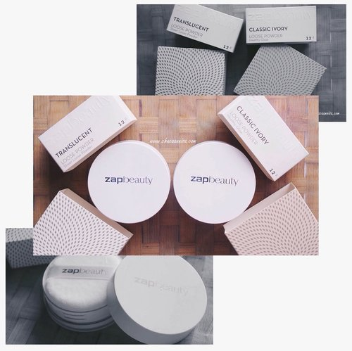Kalian pasti udh ga asing sama @zapcoid dan @zap_beauty kaan? Setelah berhasil meluncurkan Moisturizing Matte Cream, kali ini @zap_beauty meluncurkan produk terbaru yaitu #ZAPBeautyLoosePowder Translucent & Healthy Glow. Review about #ZAPBeautyLoosePowder is up on my blog❣️ please kindly checkout www.chacaannisa.com or direct link on my bio💖 thank you @clozetteid @zapcoid & @zap_beauty ❤️ #zapcoid #zapbeauty #ZAPBeautyLoosePowder #zaptestimonial #Clozetteid #ClozetteidReview #ZAPxClozetteIDReview