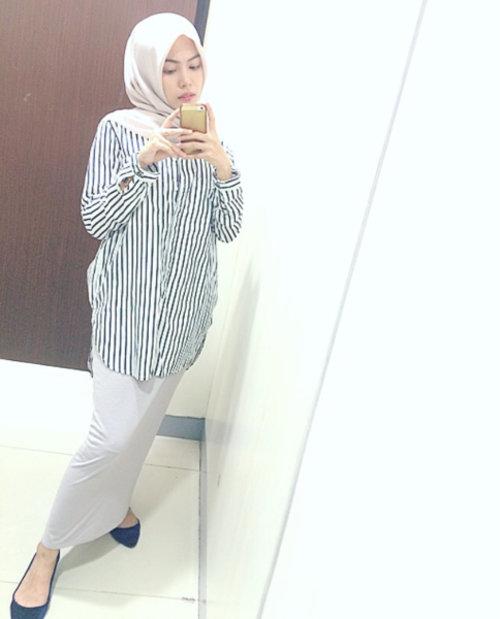 #OOTD #Hijab #HOTD #Fashion #ClozetteID
