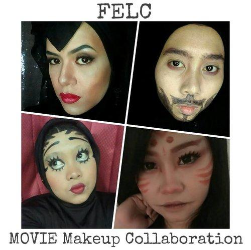 Hayoooooo aku yang manaaaaaaaaaa....#FELCmakeupcollaboration #FELCmakeupcollaboration3#moviemakeupcollab#moviemakeup #senecacrane #hungergames #clozetteid #festivemakeup #makeupchallenge