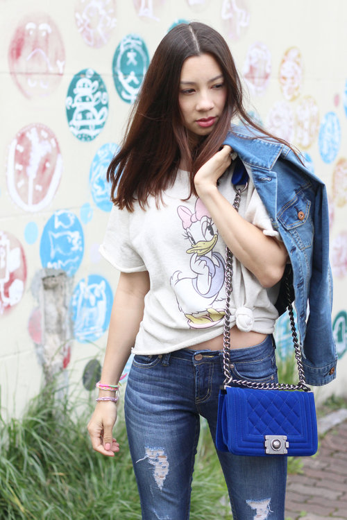 OH HELLO DAISY! Looking for a casual yet chic style inspiration for everyday? Then check out this post: http://jenniferbachdim.com/2015/05/24/oh-hello-daisy/ #OOTD #Daisy