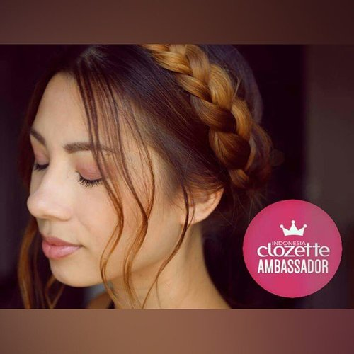 What is your favorite hairstyle? Let us now and check out @clozetteid & of course my new blog post!  #ClozetteID #Clozetteambassador #JenniferBachdimxClozetteID #hairstyle #braids #milkmaidbraid #milkmaid #JenniferBachdim #Ambassador #hair #hairinspo #hairs #HOTD #makeup #youtube #howtodo #beautyblogger #beautyblog #bblog