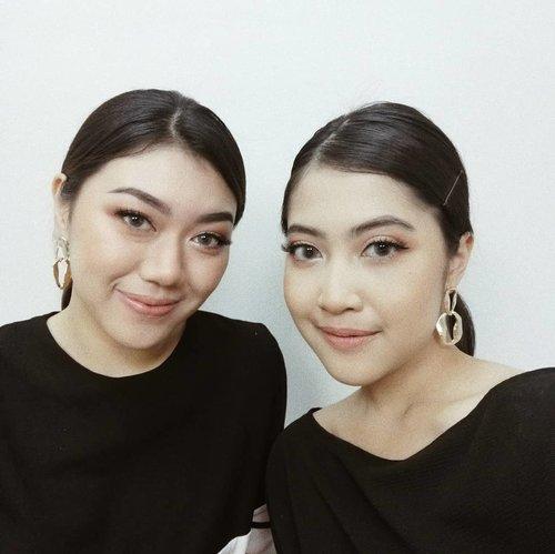 Community Sister🧚♀️🧚♀️ . . . #Clozetteid #makeup
