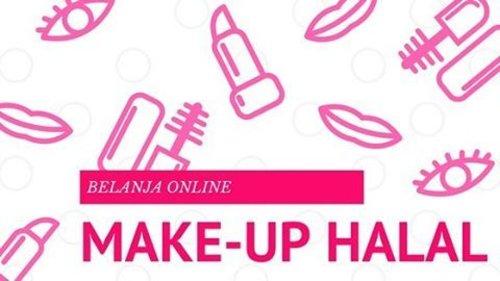 #blogupdate  It's coffee break time !  Tidak perlu bingung lagi kalau mau belanja online make-up yang halal.. e-commerce yang satu ini siap memenuhi kebutuhan anda, @muslimarketid serba muslim, serba ada.. baca lengkapnya di blog yaa 😘😘 (link ada di bio) . . . #muslimarket #makeuphalal #serbaada #serbamuslim #clozetteid