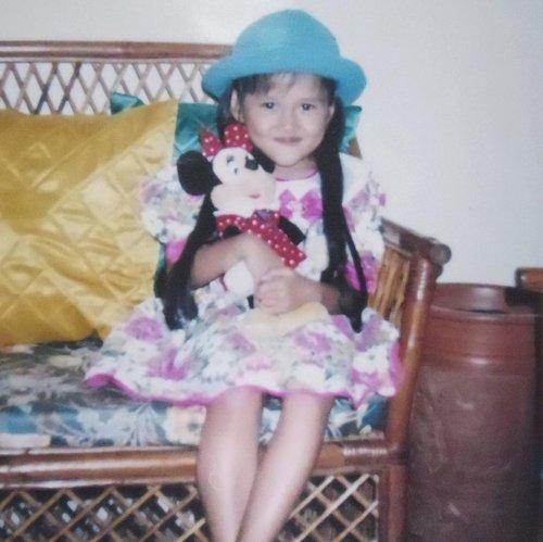 Selamat Hari Kartini dari saya dan Minnie 💜#clozetteid