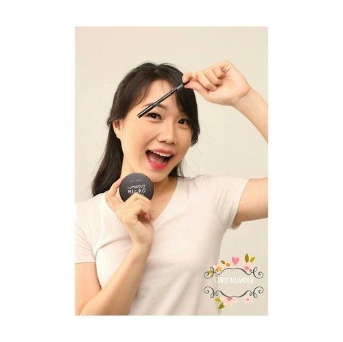 Smile! You are on Camera!!!.💄 : @cindyalcander📷 : @darien_devianto💁 : @wendyalvinaaThankyou my muse, my supportive sister....Fave produkku waktu buat look ini tuh Luminous Micro Powder nya @riveracosmetics .buat dipake sendiri cakeppp... dipake ke klien juga cakeppp... karena ini micro powder, jadi bikin muka makin keliatan #flawless... aku suka aku suka... produk ini tuh selain bisa untuk bedakan biasa gitu sehari-hari, cocok juga buat ngeset makeup ❤oia oia oia...brow sama lips nya juga pake @riveracosmetics lohhhh... apa ayoooo ? 💄👌.#clozetteID #softmakeuplook#koreanmakeuplook#japanesemakeuplook