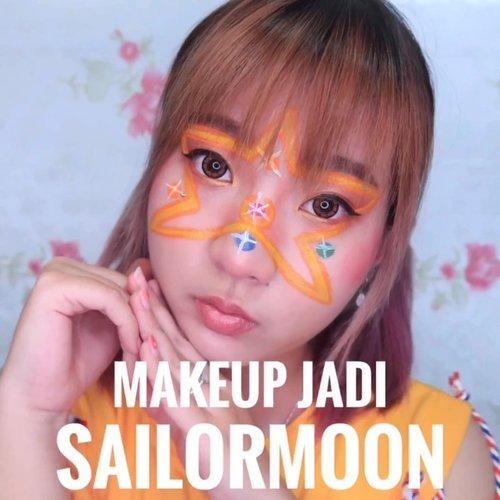 Sailormoon makeup inspired by @mengqi0 💖🌙⭐️ Details nya nyusul ya ~ >< #beautybyvilly . #beautybloggerindonesia #indobeautyblogger #beautybloggerid #indobeautyvlogger #indobeautygram #bloggirlsid #bloggermafia #ibv_sfx #amazingmakeupart #cchanelbeautyid #facepaintingindonesia #crazymakeups #undiscovered_muas #sfxmakeup #jakartabeautyblogger #artsymakeup #rainbowmakeup #artmakeup #colorfulmakeup #clozetteid #tampilcantik #sailormoonmakeup #japanesemakeup #kawaiimakeup #makeuptutorial #tutorialmakeup #makeupvideo #junobabe #sailormoon