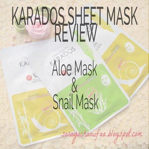 My favorite sheet mask pack 😍 Review on my blogspot site 👉 link in bio  #clozetteid #beauty #beautyblogger #beautybloggerid #beautytalk_indo #koreanskincare