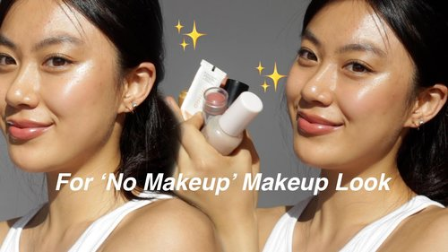 Best 'No Makeup' Makeup Products (for natural looking look) - YouTube