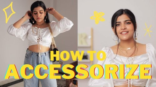 How to wear Accessories like a PRO || 2020 - YouTube
