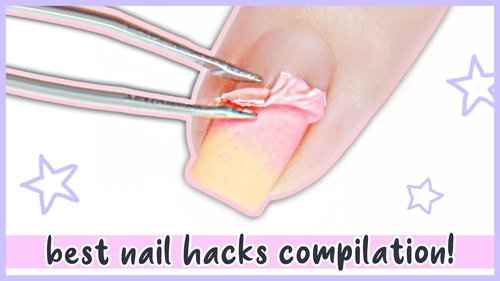 40+ Best Nail Hacks Compilation! - YouTube