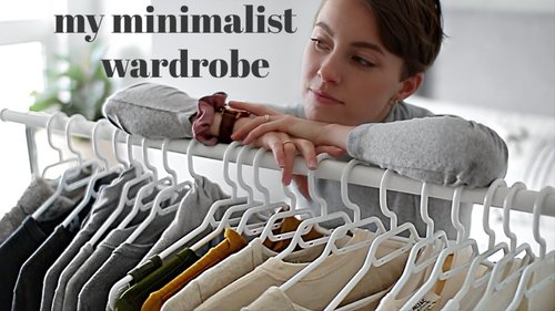 10 Ways To Declutter Your Closet | MINIMALISM - YouTube