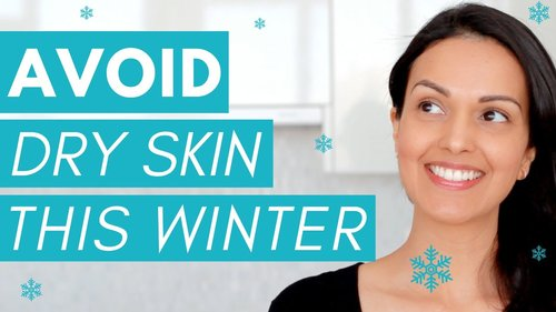 DRY SKIN TIPS FOR WINTER ❄️ (7 simple + practical tips) - YouTube