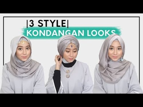 "<div class=""photoCaption"">Tutorial Hijab : Pasmina Mewah Untuk Kondangan Pesta by RAYYA ID - YouTube</div>"