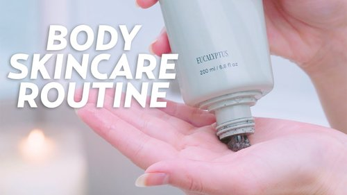My Body Skincare Routine for Super Soft Skin | #SKINCARE - YouTube