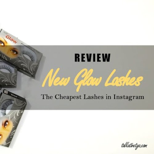 Because a girl never has enough lashes.... check my review about these lashes from @newglowlashes (lhttp://bit.ly/1fX9gkX). These lashes are super comfy and look give you a natural look. #lashes #fakelashes #bulumata #bulumatapalsu #talkativetya #clozettedaily #clozette #clozetteid #ibbloggers #indonesianbeautyblogger #bbloggers #BBloggersID #indonesia #indonesiangirl #bulumatamurah