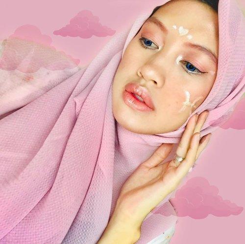 Aprodhite ♓️ . . #zodiacmakeup #pkubeautyblogger #anggisyazeklook #clozetteid #makeup