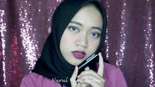 💄❤💄❤💄 . . #indobeautygram @indobeautygram #BVloggerID @bvlogger.id #clozetteid #clozette @clozetteid #modelhijaber @modelhijaber #mudaberhijab @mudaberhijab #bloggerperempuan @bloggerperempuan #makeup #beauty #beautyenthusiast #makeupenthusiast #beautygram #makeupjunkies #Hijab #Hijabers #Khfi #khfijkt #galeriunpam #beautyblogerindonesia @beautybloggerindonesia #openendorse #freeendorse #endorseid #endorse