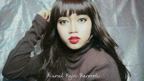Ngerapihin feed ceunah...💋❤💄 Details :💄foundy @id.oriflame 💄Contour @makeoverid 💄Eyeshadow @nyxcosmetics_indonesia💄powder @beautyboxind 💄Lipstick @maybelline 💄Eyebrows @etudehouseofficial 💄Blushon @eminacosmetics #FDXLaneige #SilkInenseLipstick #AllEyesOnMe #clozetteid #clozette #indobeautygram