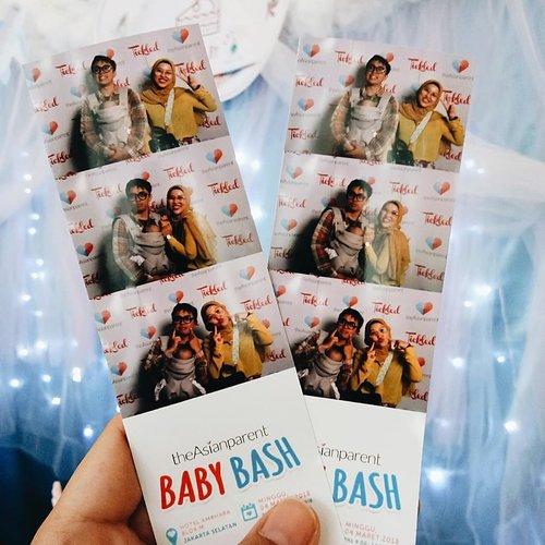 Anaknya tidur bapak ibunya eksis. .#babybashid #clozetteid #ceritaDimasDewi @theasianparent_id