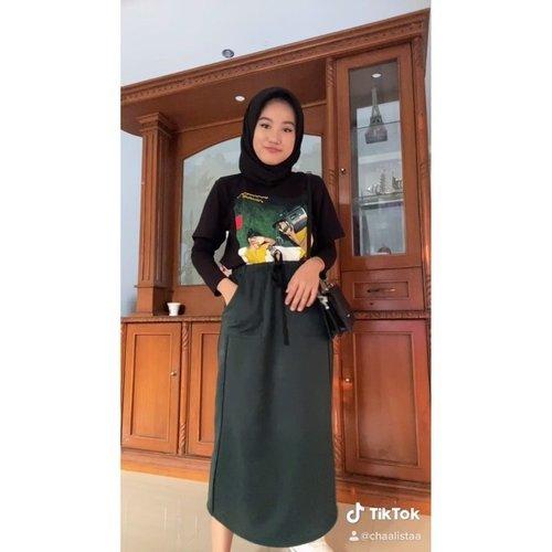 HEHEHHEHE 🐈🐈🐈🐈.....#clozetteid #gayanyachalista #hijabfashion