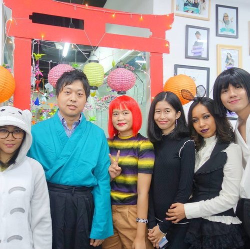 #latepostHad so much fun with the team at Thanks Giving Day. .. ...#sakuralisha #independentwoman#indonesianbeautyblogger  #beautybloggers #workinghard #travelblogger #workhard #fashionoftheday #followback #followforfollow #followme #likeforlike #like4like #likeforfollow #travelling #ootd #fashion #outfit #officelady #beautyblogger #indonesian #jakarta #workoutmotivation #indonesia #clozetteid #teamwork #worklife