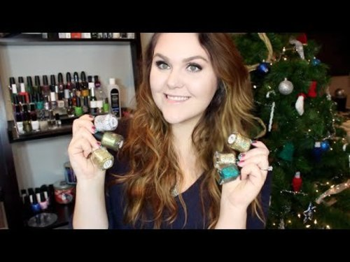 Holiday Nail Polish Haul!! - YouTube