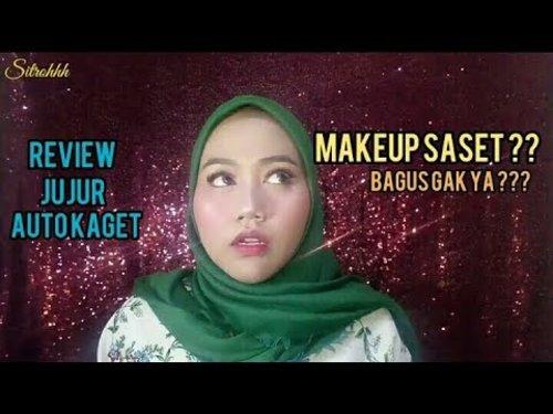 Review Jujur Makeup Saset || Moko Moko My Precious || Sitirohayu - YouTube