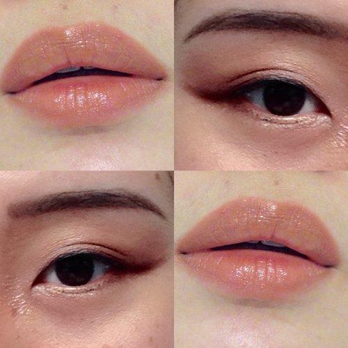 Trying new cosmetics in town, Emina Cosmetics.