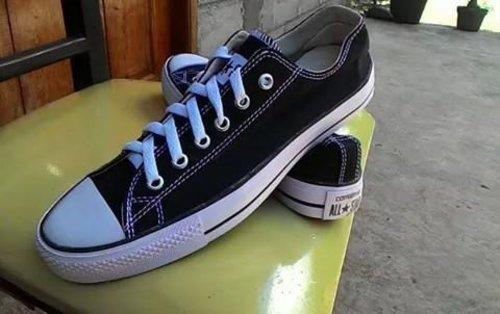 sepatu warior yang simple
