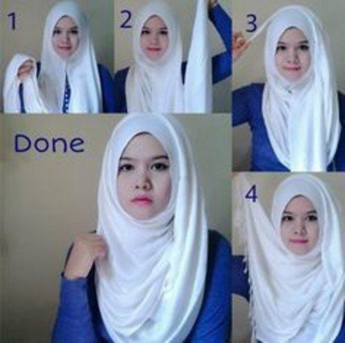 HijabTutorialLongFace