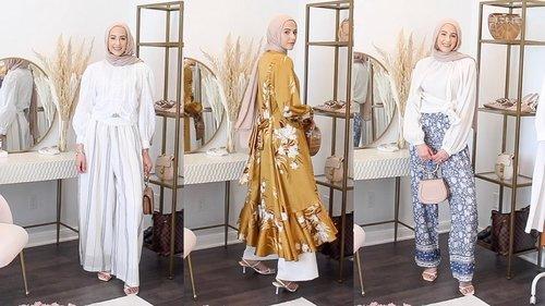 Modest Summer Outfit Ideas   H&M, Top Shop + MoreYouTube