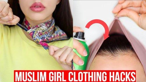 5 Essential Muslim Girl Clothing Hacks - YouTube